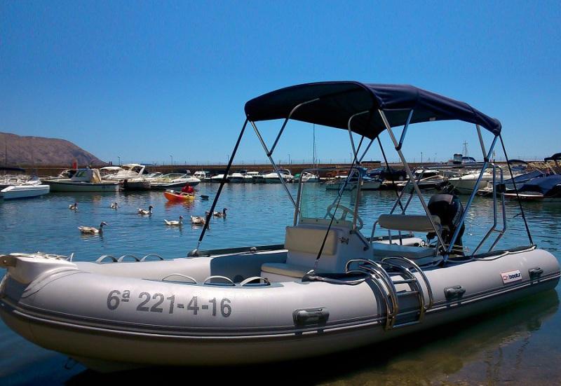 Alquiler BARCO 480 en Albir, barcos y embarcaciones de alquiler en portosenso