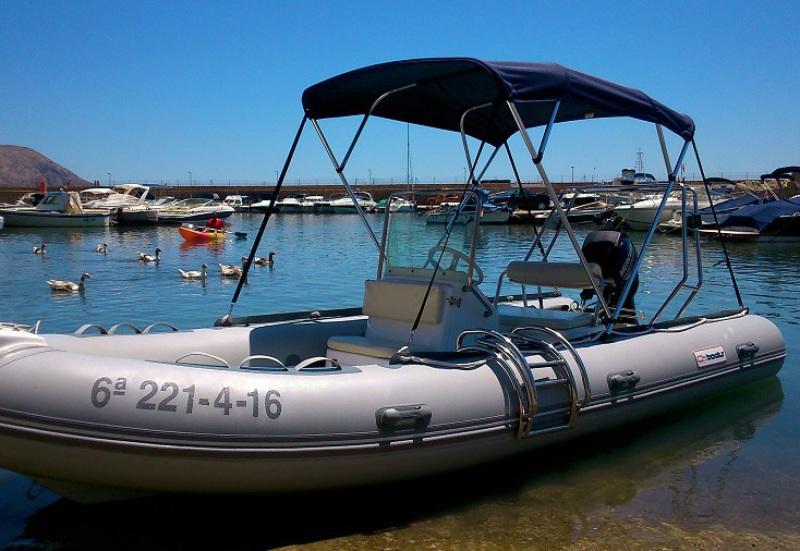 Alquiler barco 480 en Benidorm