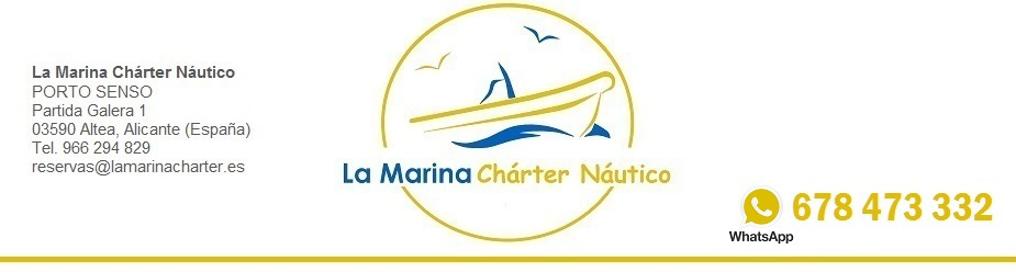 La Marina Charter Nautico